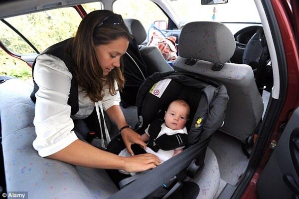 Tips Memilih Car Seat Bayi yang Tepat